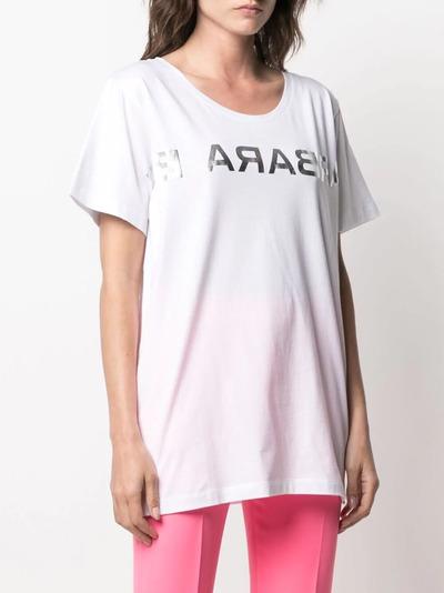 Barbara Bui футболка с логотипом X1468GMF - 3