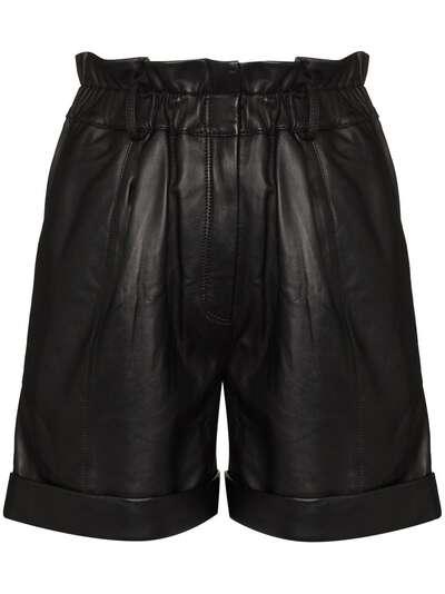 Frame шорты с присборенной талией LWLT0501 - 1