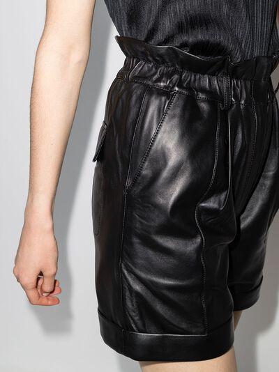 Frame шорты с присборенной талией LWLT0501 - 4