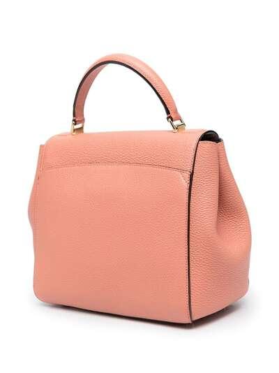 Bally сумка-тоут из зернистой кожи 6221968 - 3