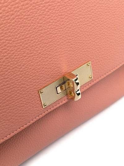 Bally сумка-тоут из зернистой кожи 6221968 - 4