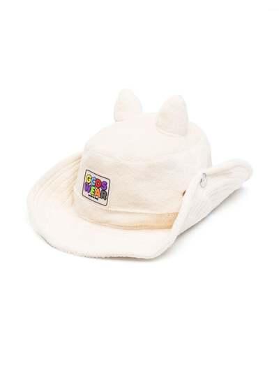 GCDS шляпа с вышивкой Rick & Morty SS21M010087 - 1