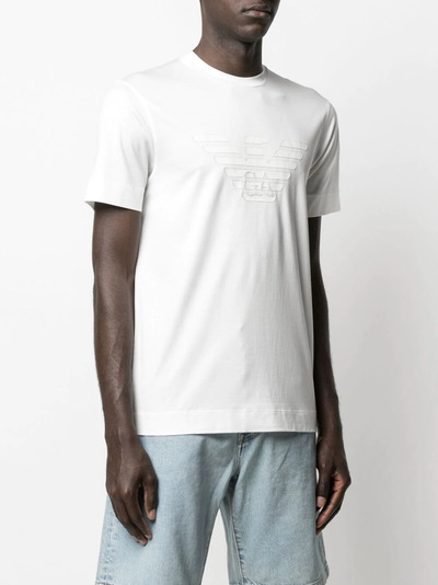 Emporio Armani футболка с логотипом 3K1TAG1JUVZ0162 - 3
