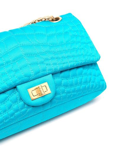 Chanel Pre-Owned сумка-тоут Double Flap 2006-го года CHAN4900 - 4