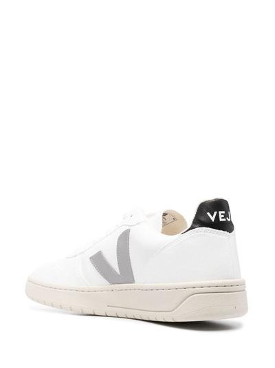 Veja кроссовки с нашивкой-логотипом VX072527BCWL - 3