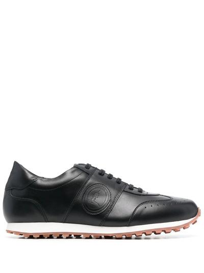 Trussardi кроссовки с тисненым логотипом 74A001422P000195 - 1