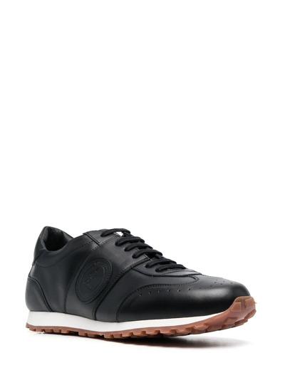 Trussardi кроссовки с тисненым логотипом 74A001422P000195 - 2