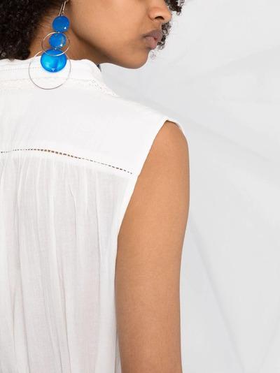 Ba&sh рубашка Bossa с кружевной отделкой 1E21BOSS - 3