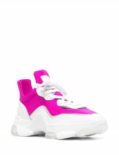 Furla кроссовки на массивной подошве YE30WOFA0693 - 2