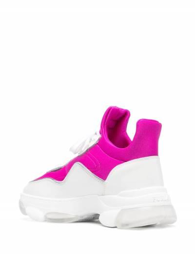 Furla кроссовки на массивной подошве YE30WOFA0693 - 3