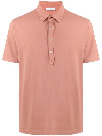 Boglioli рубашка поло с короткими рукавами 91409BRC709 - 1