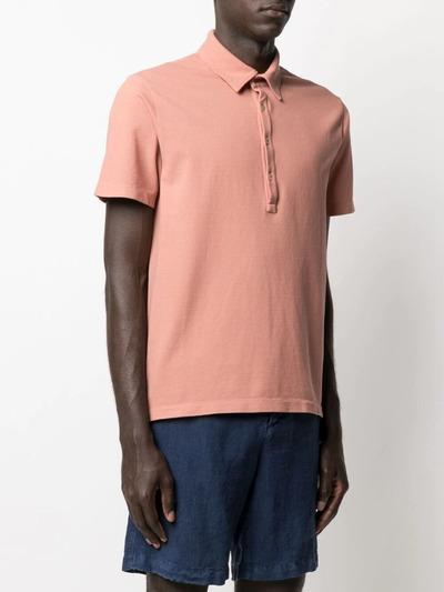 Boglioli рубашка поло с короткими рукавами 91409BRC709 - 3