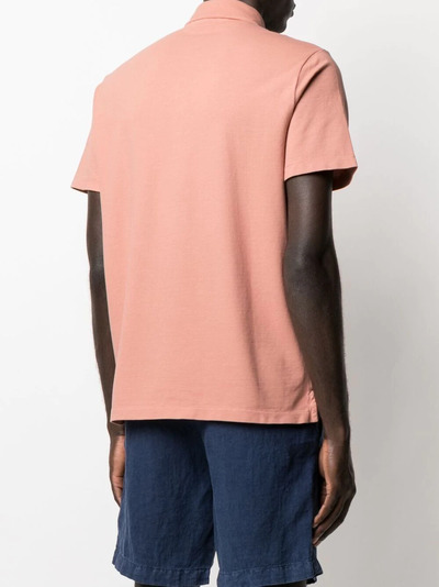 Boglioli рубашка поло с короткими рукавами 91409BRC709 - 4