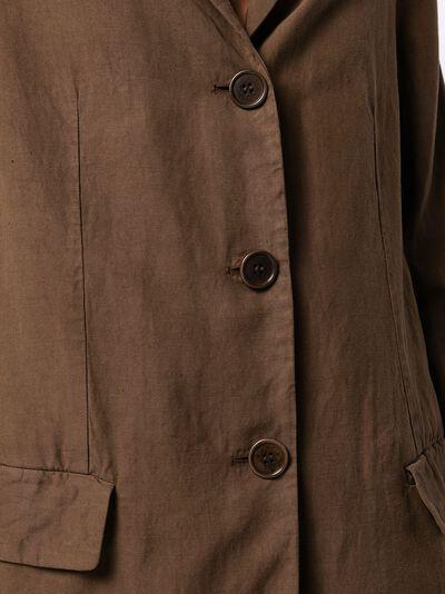 Aspesi куртка-рубашка на пуговицах H306G435 - 5
