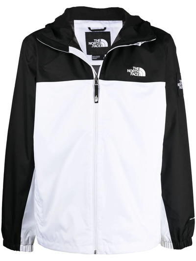 The North Face бомбер Mountain Q с капюшоном NF0A55BS - 1
