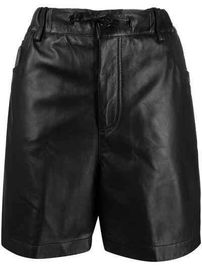 Trussardi шорты с завышенной талией 36P001172P000238 - 1