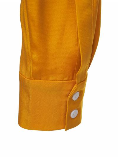 Рубашка Из Шелкового Атласа Christopher Esber 73I3KU044-TUFOR081 - 5