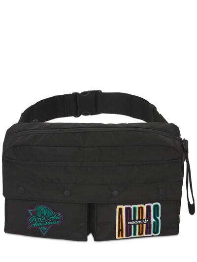 Multi Pocket Belt Bag Adidas Originals 73IYDY012-QkxBQ0s1 - 1