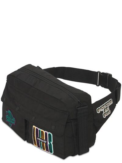 Multi Pocket Belt Bag Adidas Originals 73IYDY012-QkxBQ0s1 - 2