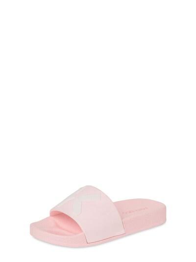 Резиновые Сланцы С Принтом Логотипа Kenzo Kids 73ILYQ006-NDYx0 - 1