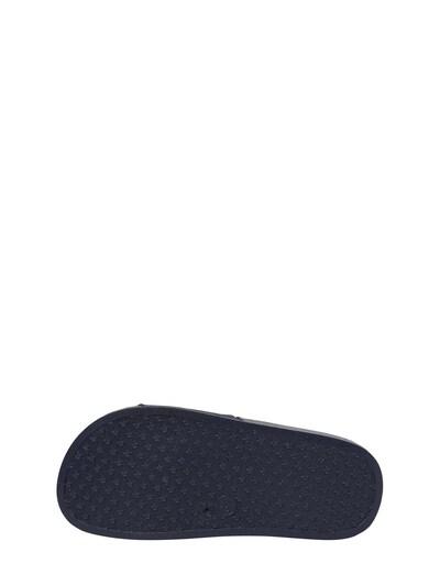 Резиновые Сланцы С Принтом Логотипа Kenzo Kids 73ILYQ013-ODVU0 - 5