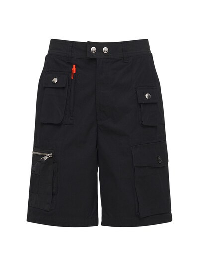 Cotton & Nylon Cargo Shorts Diesel 73IBQT023-OVhY0 - 1