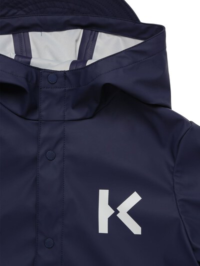 Куртка Из Нейлона С Принтом Kenzo Kids 73I6TC145-ODVU0 - 2