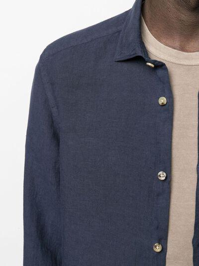 Boglioli рубашка на пуговицах 581TBRC853 - 5