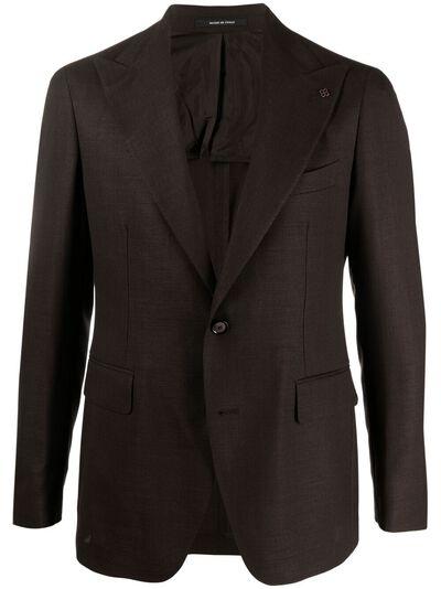 Tagliatore однобортный пиджак 1SVS26B52UEG077 - 1