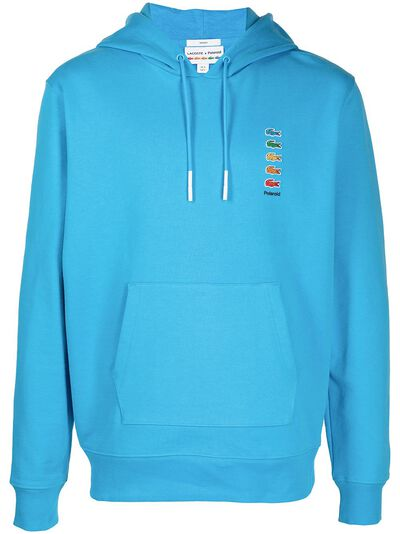 Lacoste x Polaroid cotton fleece hoodie SH5661 - 1