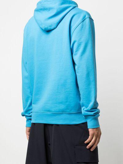 Lacoste x Polaroid cotton fleece hoodie SH5661 - 4