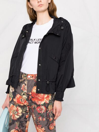Moncler куртка Albireo с капюшоном G10931A77000539SS - 5