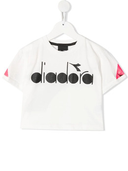 Diadora Junior футболка с логотипом 027365
