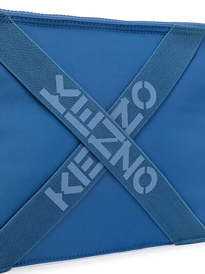 Kenzo большой клатч с логотипом FA65PM222F21 - 4