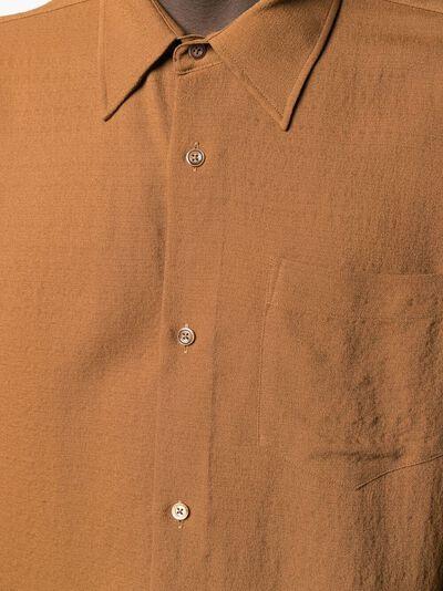 Ami Paris рубашка свободного кроя E21HC159289 - 5