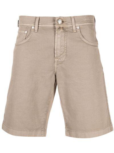 Jacob Cohen джинсовые шорты кроя слим J6636COMF00028V - 1