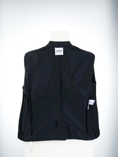 Aspesi button-up fitted jacket N0711291 - 1
