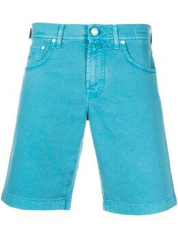Jacob Cohen джинсовые шорты кроя слим J6636COMF00028V