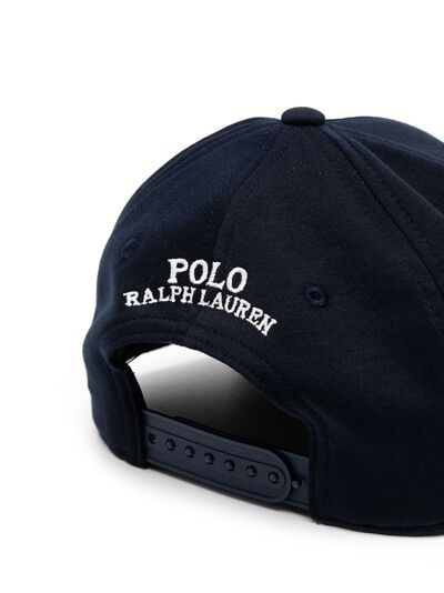 Polo Ralph Lauren кепка с вышитым логотипом 710833790003 - 2