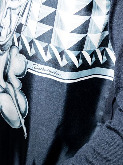 Dolce&Gabbana джемпер Parco dei Principi GXA79TJASME - 4