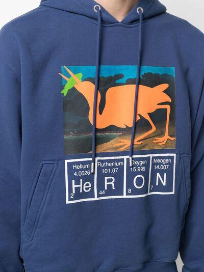 Heron Preston худи с принтом HMBB016S21JER0014520 - 5