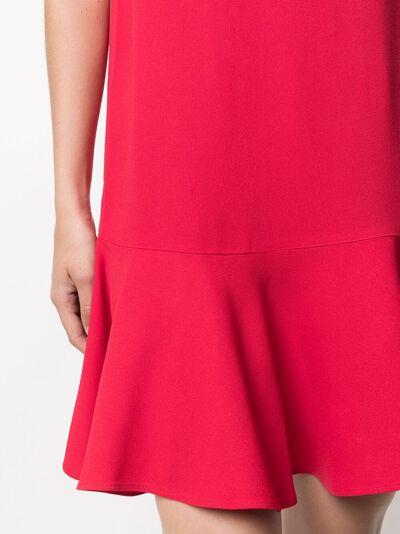 L'Autre Chose платье с заниженной талией B2511017022U479 - 5