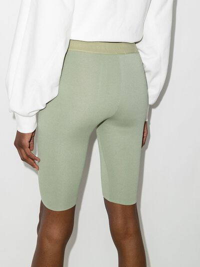 Low Classic облегающие шорты с логотипом на поясе LOW21SSOK03LN - 3