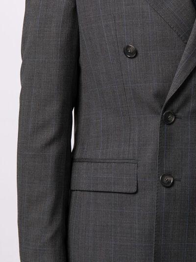 Polo Ralph Lauren двубортный пиджак строгого кроя 715836586001 - 5