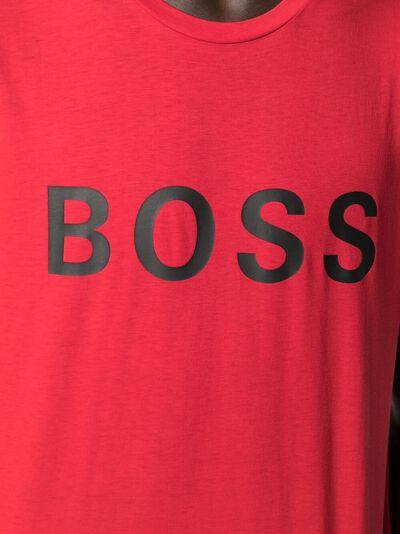 Boss by Hugo Boss футболка с логотипом 50430889 - 5