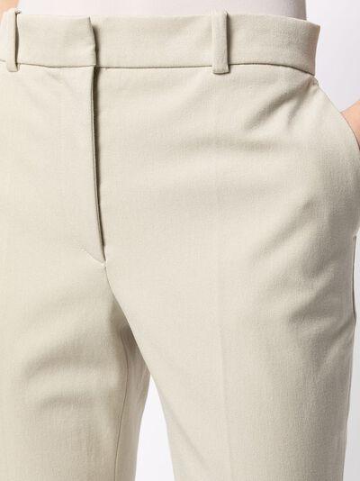 Joseph укороченные расклешенные брюки JP001112 - 5