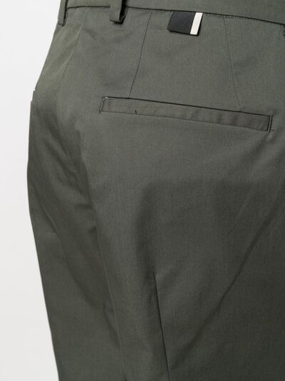 Low Brand шорты со складками L1PSS215721V009 - 5