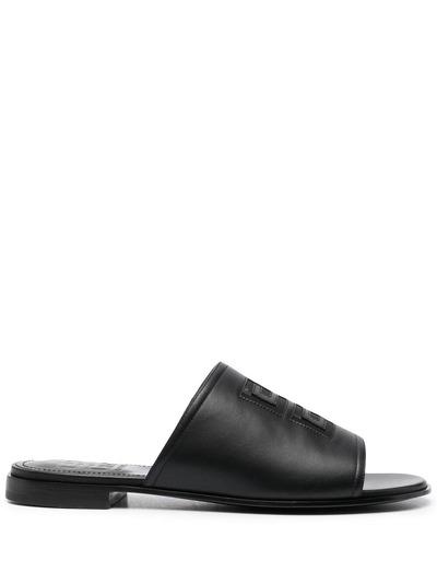 Givenchy сандалии с логотипом 4G BE305EE0ZC - 1