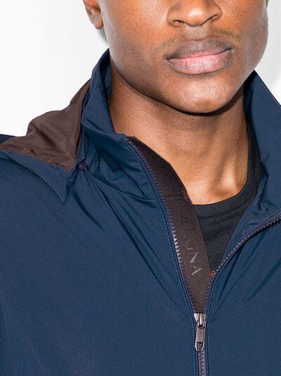 Z Zegna легкая куртка на молнии VW019ZZ036 - 4