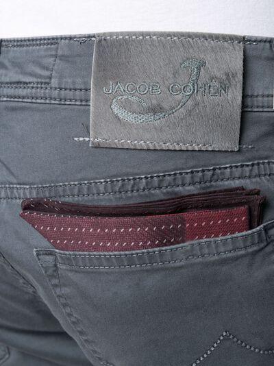 Jacob Cohen узкие джинсы средней посадки J622SLIMCOMF08165 - 5